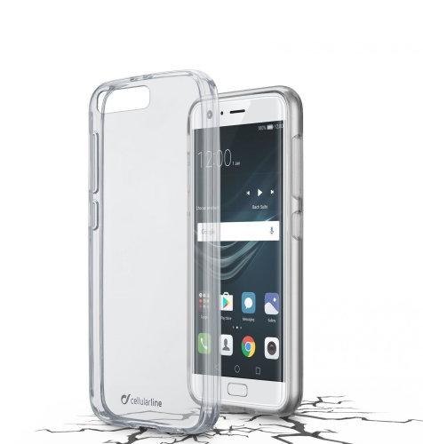 Cellular line plastična (prozirna) zaštita za uređaj Huawei P10