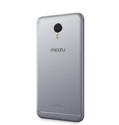 Meizu M3 Note dual SIM: tamno sivi