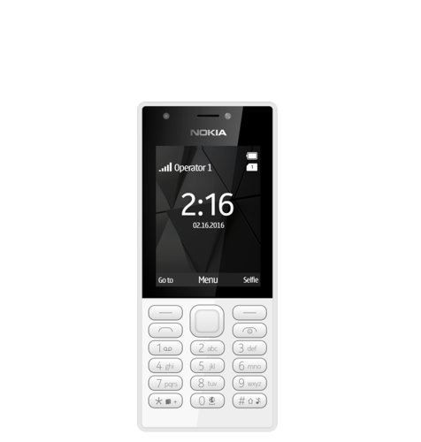 Nokia 216 Dual SIM: siva