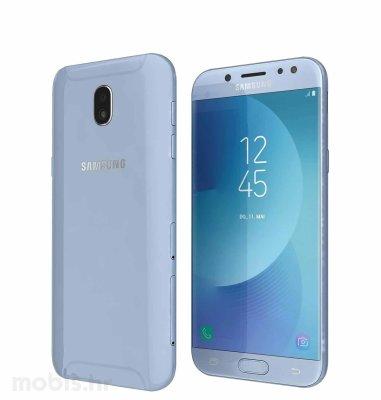 Samsung Galaxy J5 2017 Dual SIM (J530): srebrno plavi