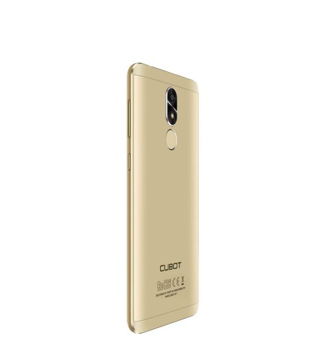 Cubot R9 Dual SIM: zlatni