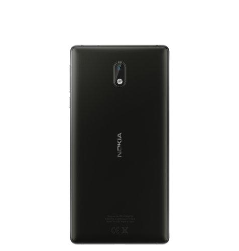 Nokia 3 Dual SIM: crna