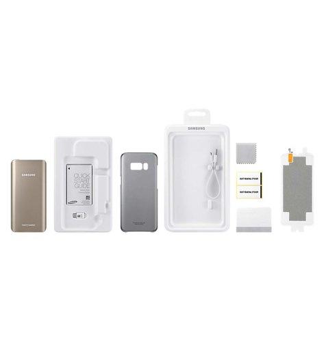 Samsung Galaxy S8 starter kit 1: crni