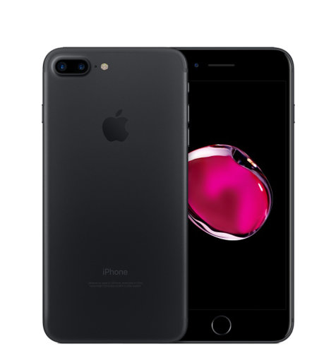 Apple iPhone 7 Plus 32GB: crni