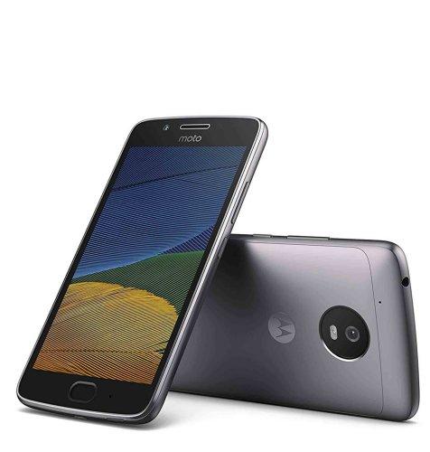 Motorola Moto G5: siva