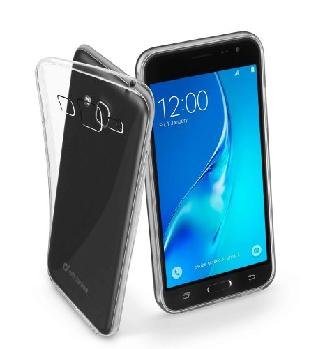 Cellular line silikonska zaštita za uređaj Samsung Galaxy J3 2016