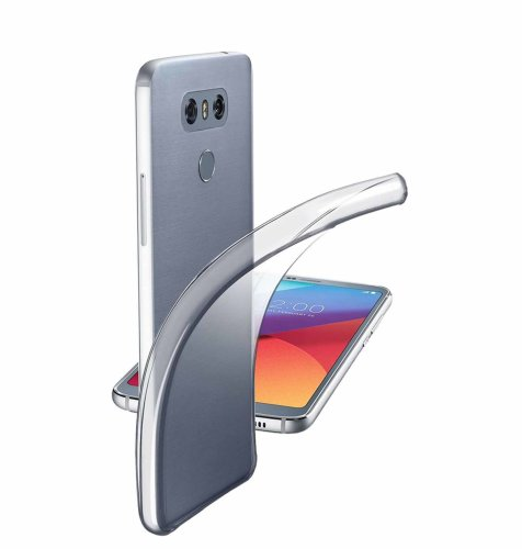 Cellular line silikonska zaštita za uređaj LG G6