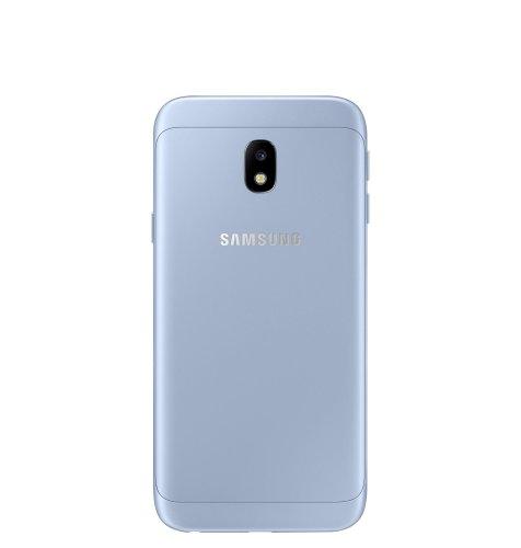 Samsung Galaxy J3 2017 Dual SIM (J330F): plavo-srebrni