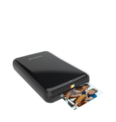 Polaroid ZIP instant printer: crna