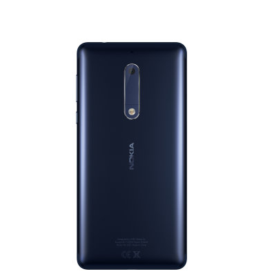Nokia 5 Dual SIM: plava