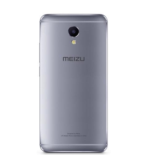 Meizu M5 Note 3GB/16GB: tamno sivi