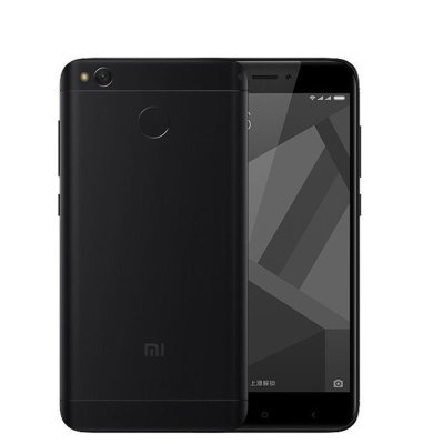 Xiaomi Redmi 4X 3GB/32GB Dual SIM: crni