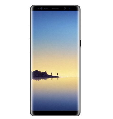 Samsung Galaxy Note 8 (N950F): crni