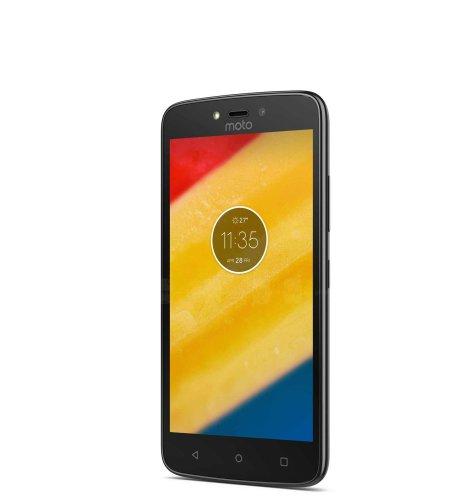 Motorola Moto C Plus Dual SIM: crna