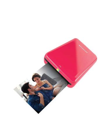 Polaroid ZIP instant printer: crvena