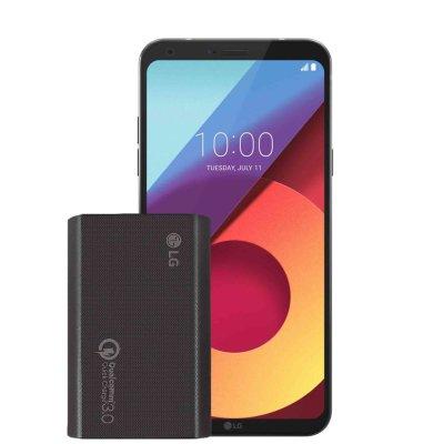 LG Q6 Dual SIM: crni + gratis maskica