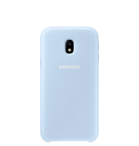 Samsung Galaxy J330 dual layer cover maskica: plava