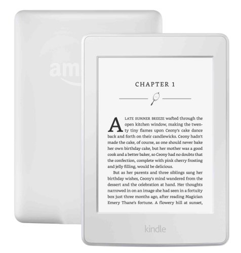 Kindle Paperwhite III 2016: bijeli