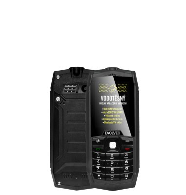 Evolveo STRONGPHONE Z1 Dual SIM