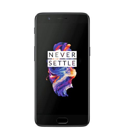 OnePlus 5 8/128GB Dual SIM: sivi