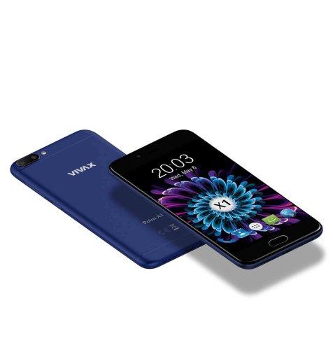 Vivax Point X1 Dual SIM: plava