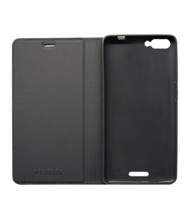 Flip cover za Vivax Point X1: sivi