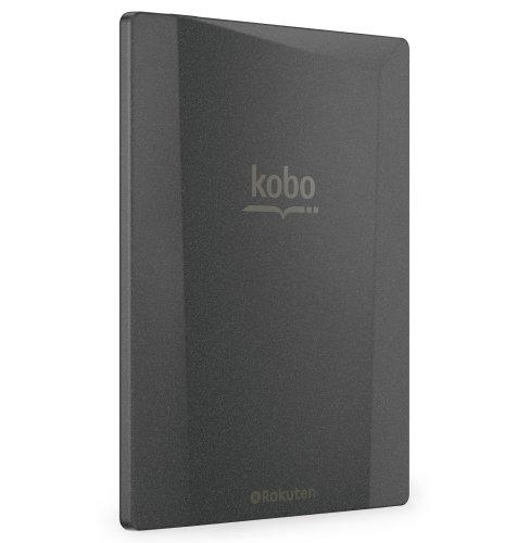 KOBO premium e-Book čitač Aura H2O: crni