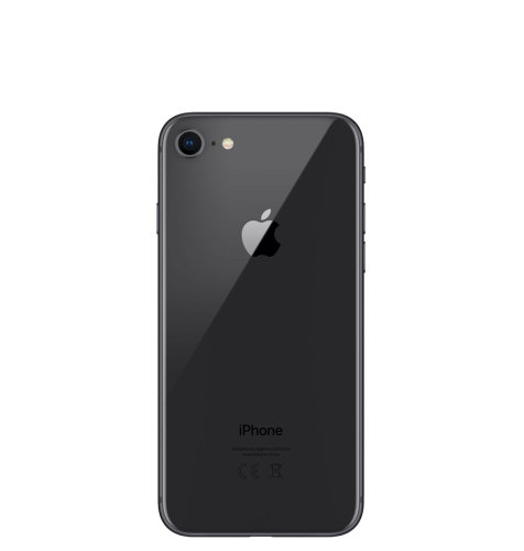 Apple iPhone 8 64 GB: sivi