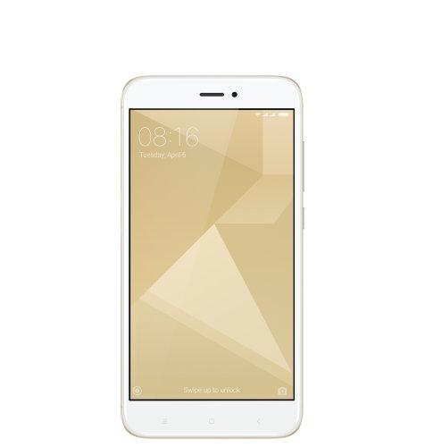 Xiaomi Redmi 4x 3GB / 32GB: zlatna