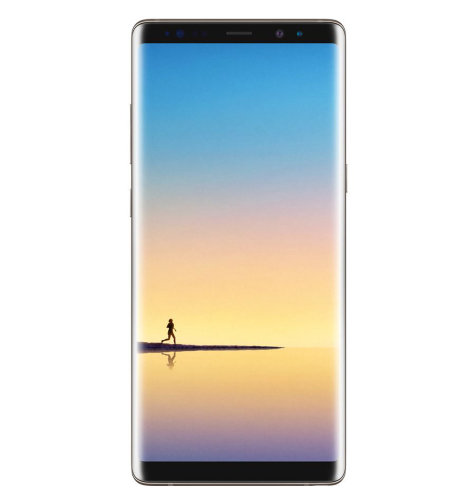 Samsung Galaxy Note 8 (N950F): zlatni