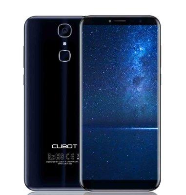 Cubot X18 Dual SIM: plavi