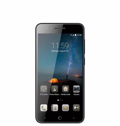 ZTE Blade A612 Dual SIM: plavo-crni