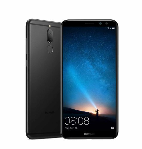 Huawei Mate 10 lite Dual SIM: crni