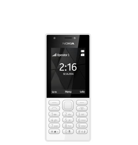 Nokia 216: siva