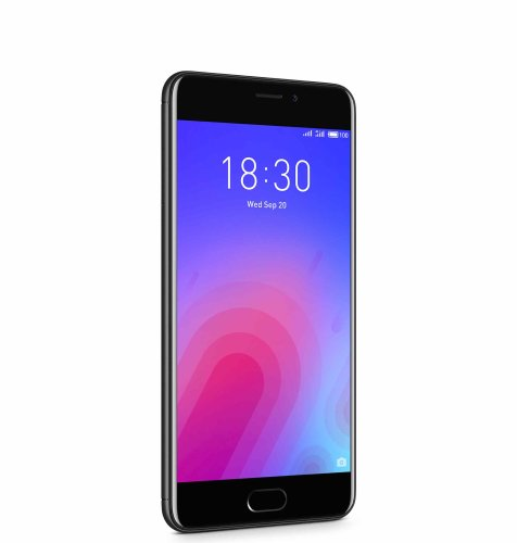 Meizu M6 3GB/32GB Dual SIM: crna