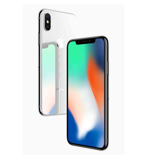 Apple iPhone X 64GB: srebrni