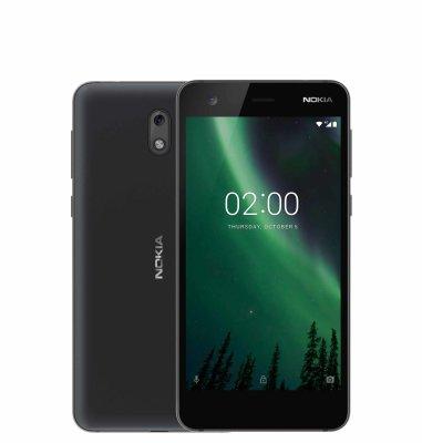 Nokia 2 Dual SIM: crna