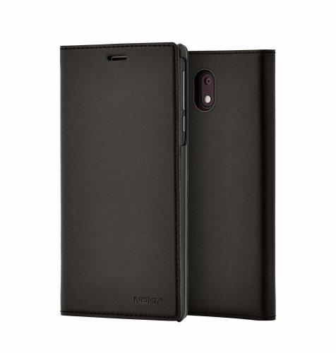 Preklopna maska za Nokia 5 uređaj: crna