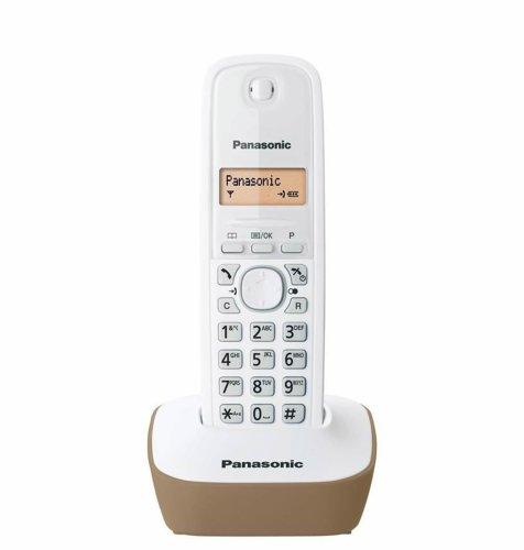 Panasonic dect KX-TG 1611FXJ : bež
