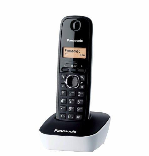 Panasonic dect KX-TG 1611FXW: bijeli