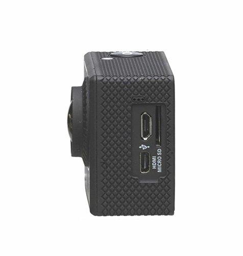 Denver akcijska 4K kamera (ACK-8058W): crna