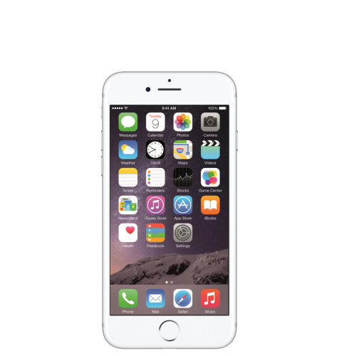 Apple iPhone 7 32GB: srebrna
