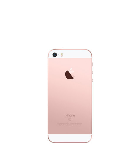 Apple iPhone SE 32GB: rozo-zlatni