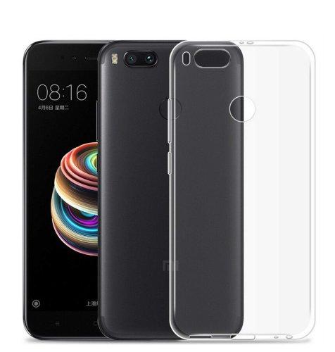Silikonska maska za Xiaomi Mi  A1 : prozirna
