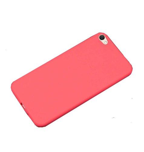 Silikonska maska za Xiaomi Redmi Note 5A : crvena