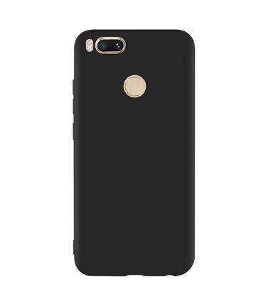 Silikonska maska za Xiaomi Mi A1 : crna