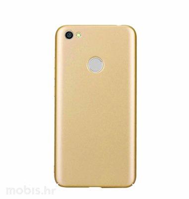 Maskica za  Xiaomi Redmi Note 5A : zlatna