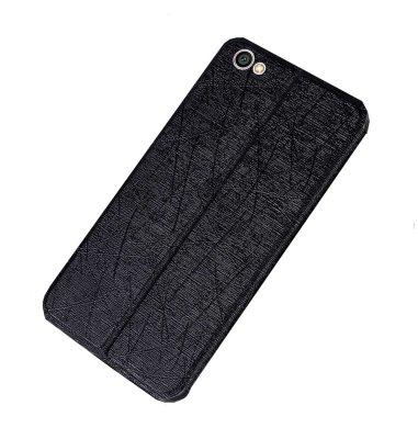 Preklopna maska za Xiaomi Redmi Note 5A : crna