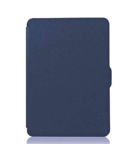 Preklopna maska za Kindle Paperwhite 3 : tamno plava