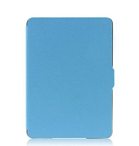 Preklopna maska za Kindle Paperwhite 3 : svijetlo plava
